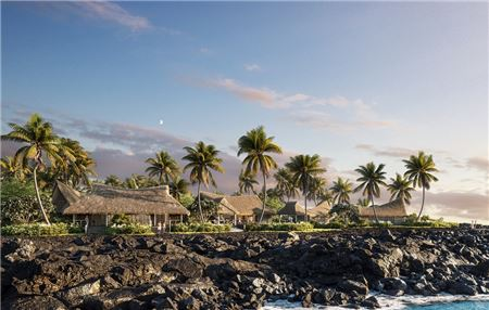 Rosewood to Reopen Hawaii's Kona Village Resort