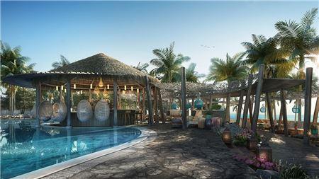 First Look at Virgin Voyages' Bimini Beach Club