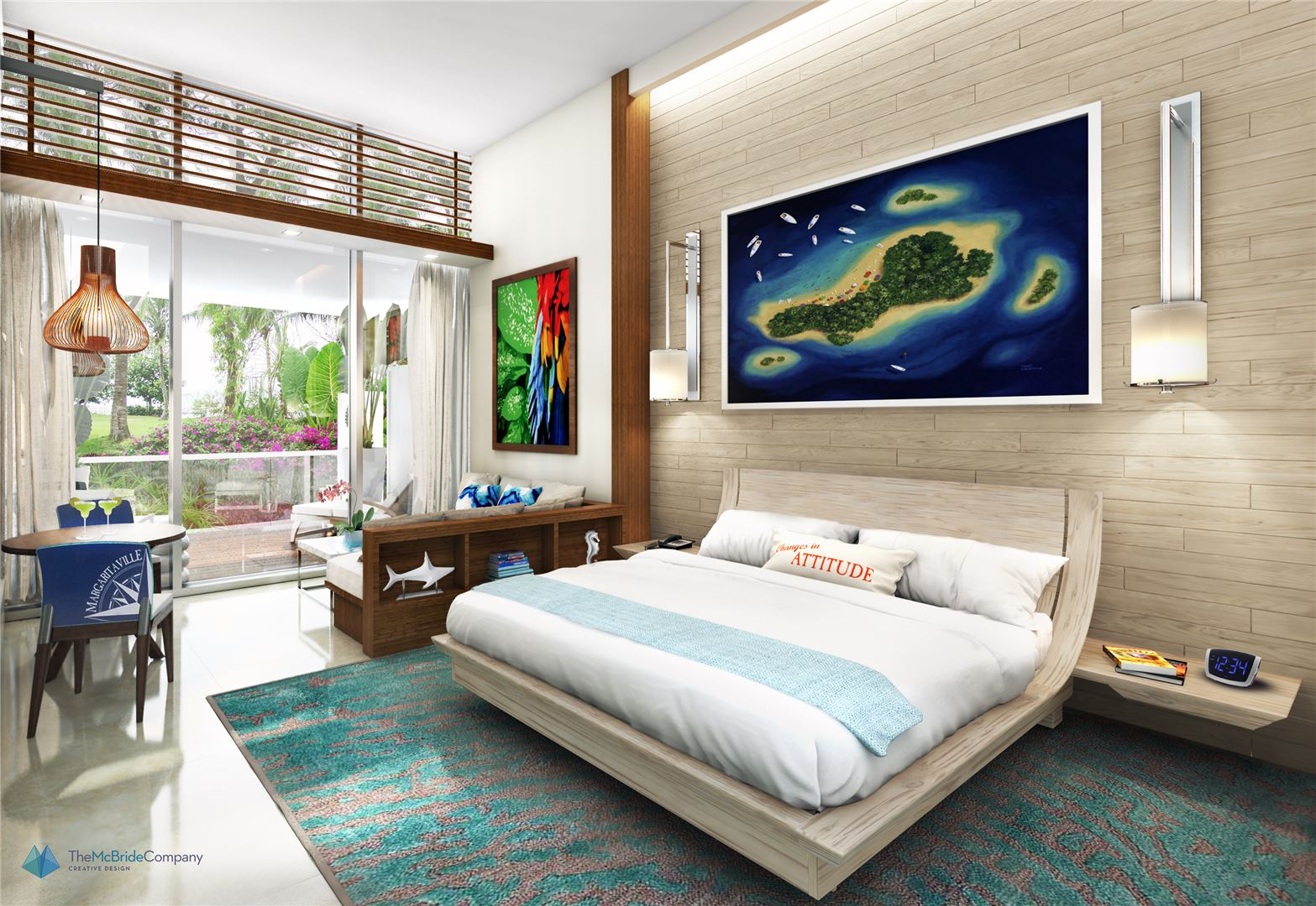 King Room Margaritaville