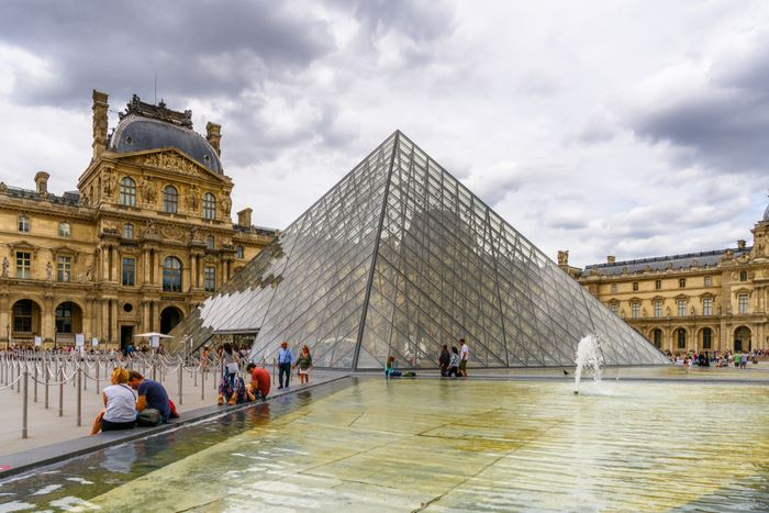 The Louvre Museum Reopens With New Safety Measures in Place
