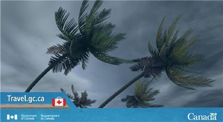 What Canadians Should Know When Travelling During Hurricane Season
