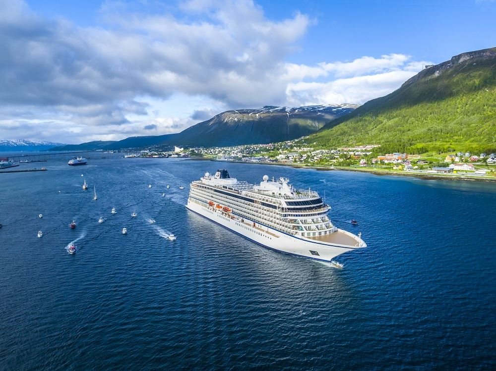 Viking Ocean Cruises Names New Ocean Cruise Ship Debuting in 2021