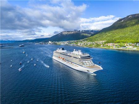 Viking Ocean Cruises Names New Ocean Cruise Ship Debuting in 2021
