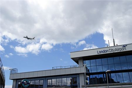 London City Airport Closes For Removal of WW2 Bomb