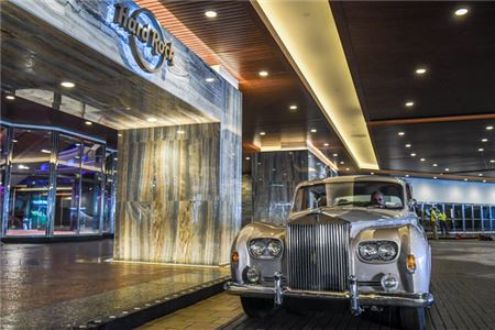 Five Reasons to Stay at the New Hard Rock Hotel & Casino Atlantic City