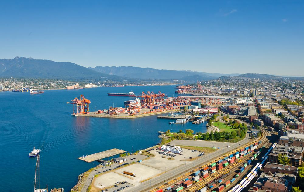 Port Of Vancouver Expects Another Big Year In 2018