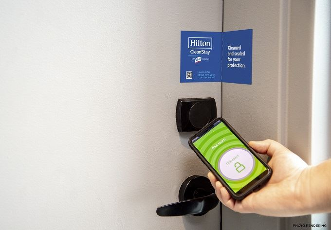 Hilton Rolls Out New Cleaning Initiatives to Reassure Guests