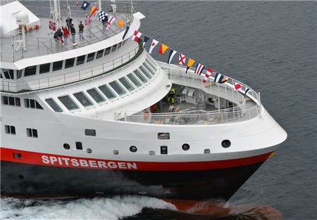 Hurtigruten Refused Entry to Russian Waters Above Arctic Circle