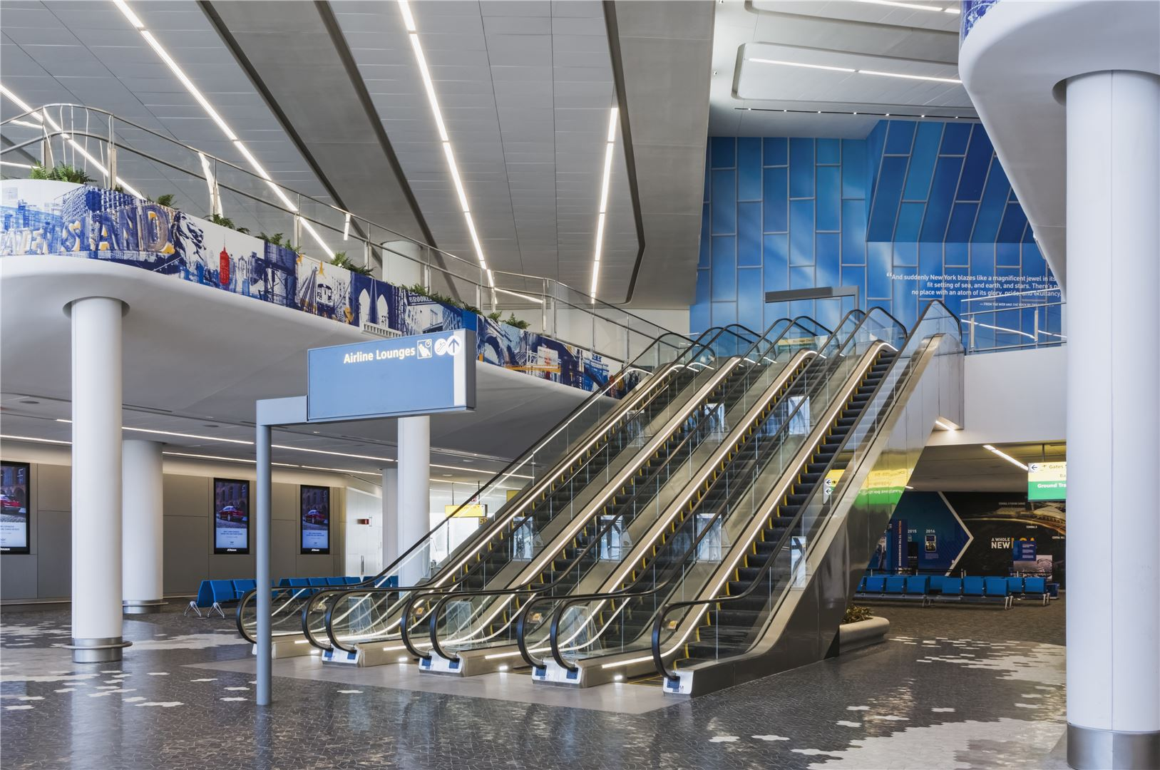 The new LaGuardia AIrport