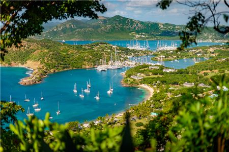 Antigua and Barbuda Tourism Boom Continues