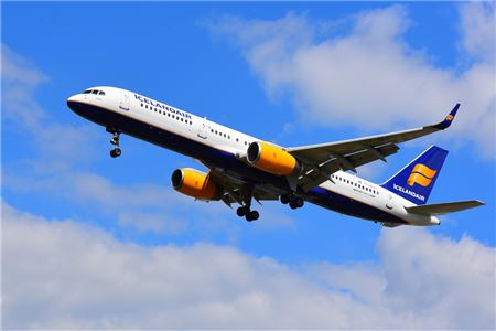 Icelandair Lands in the Heart of America in 2018