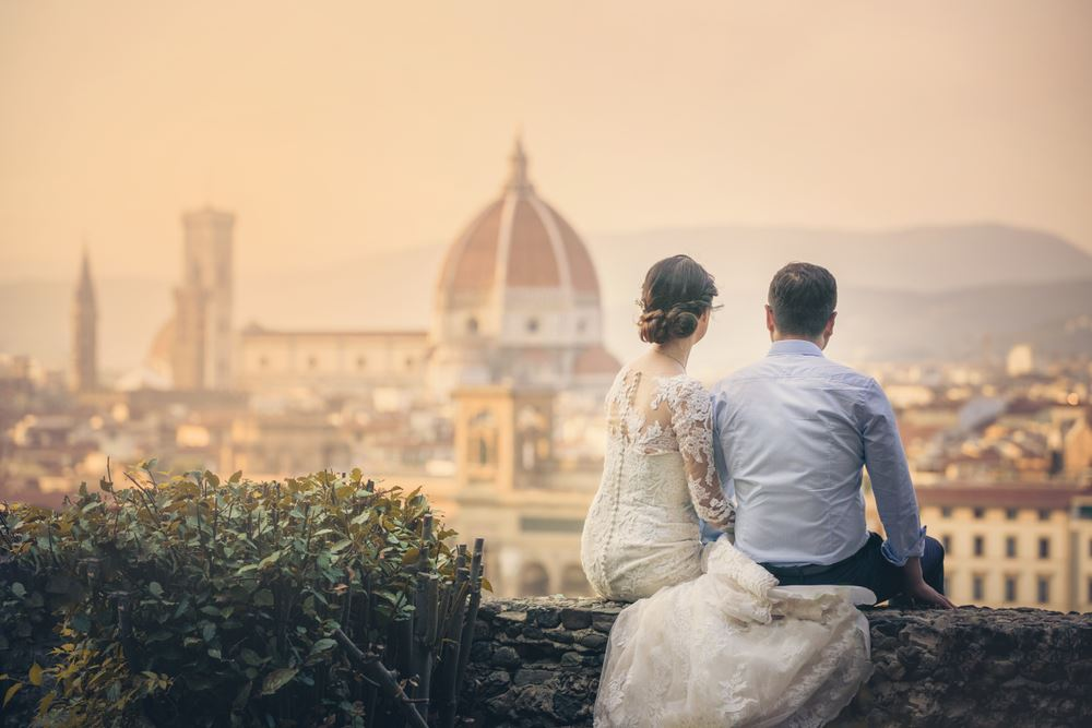 Interest in European Destination Weddings is Growing