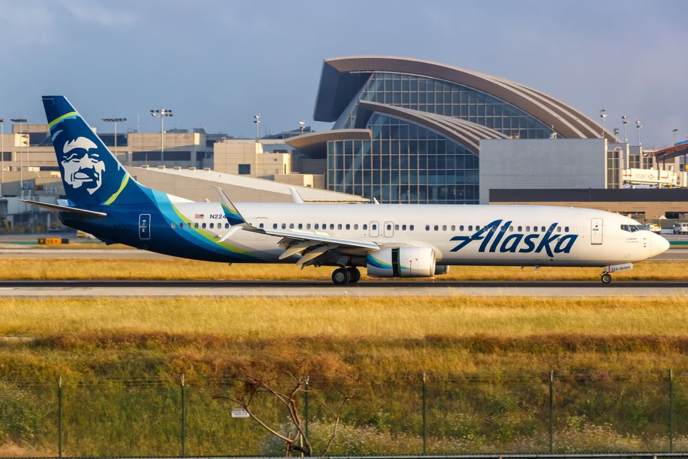Alaska Airlines Announces New Flight Service from San Luis Obispo