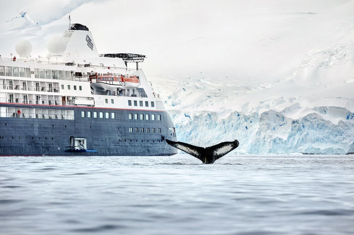 Silversea Royal Caribbean cruises purchase deal expedition luxury sailing cruise company line.