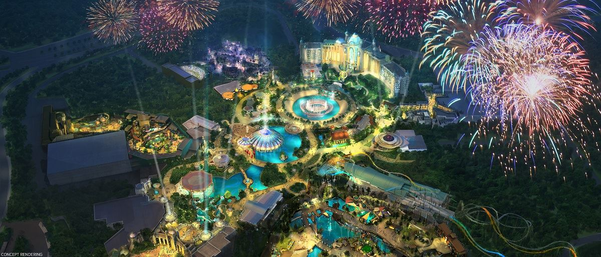 Universal Orlando new theme park Epic Universe