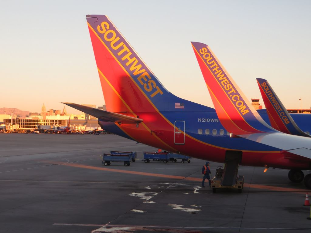 Southwest Vows To Stop Overbooking