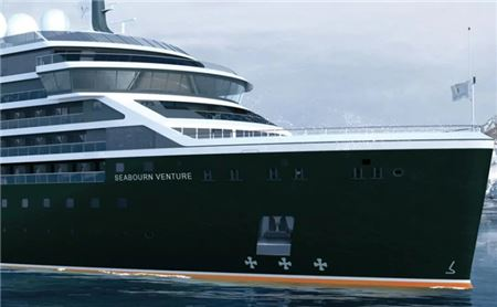 Seabourn Cruise Line Names New Expedition Ship