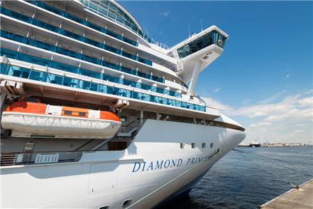 Diamond Princess Guests Allowed to Disembark After Coronavirus Quarantine