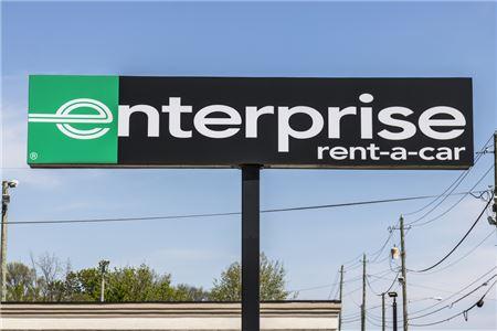 Enterprise Car Rental Takes J.D. Power Award Again