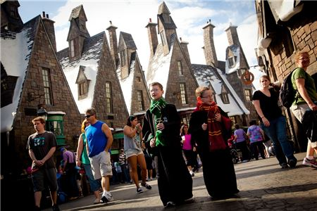 Universal Orlando Upgrades Wizarding World Vacation Package