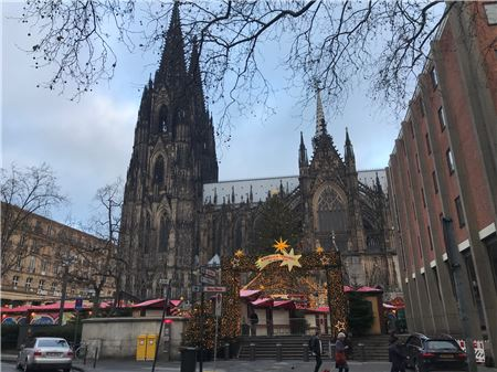 Exploring Europe's Christmas Markets on an AmaWaterways River Cruise