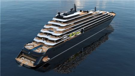 Ritz-Carlton Yacht Collection Names First Ship