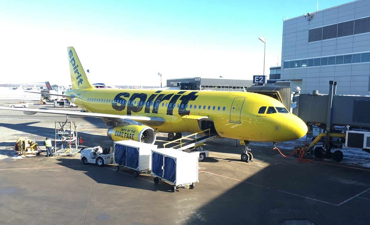 Spirit Airlines Booking >> Spirit Airlines Increases Cancun Service