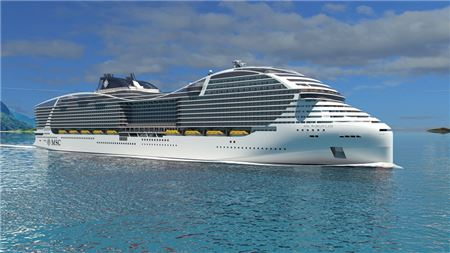 As Meraviglia Launches, MSC Talks Of World-Class Plans