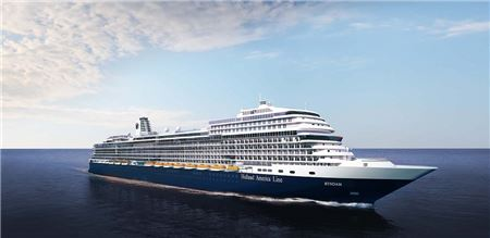Holland America Line to Call Next Pinnacle Class Ship Ryndam