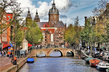 The Netherlands is Shifting Its Focus to Managing Overtourism