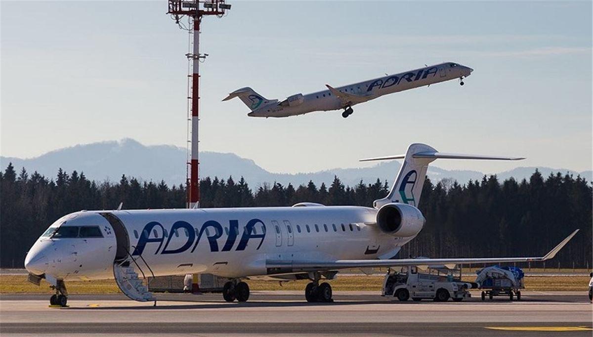 Image result for adria airways