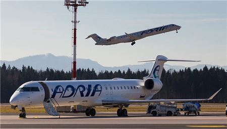 Adria Airways Files for Bankruptcy