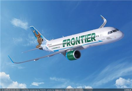 Frontier Airlines Introduces New Routes