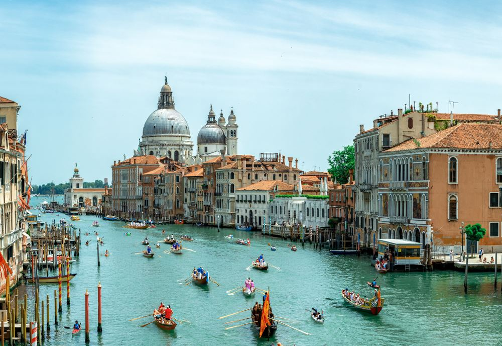 Venice's Tourism Tax Will Start Next Year