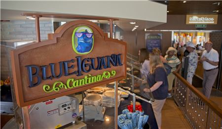 Carnival Cruise Line Adds Eateries to Carnival Victory