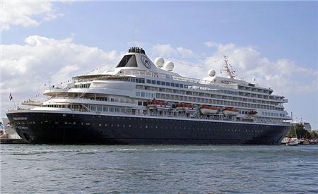 Holland America Line Sells Prinsendam