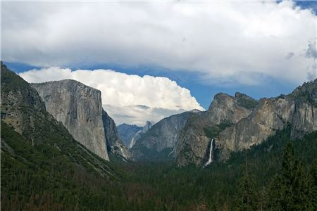 Parts of Yosemite National Park Closed Due to Nearby Wildfire