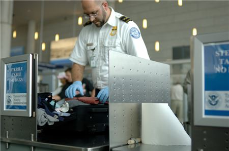 The TSA Is Now Telling Travelers Not to Bring Powders onto Planes