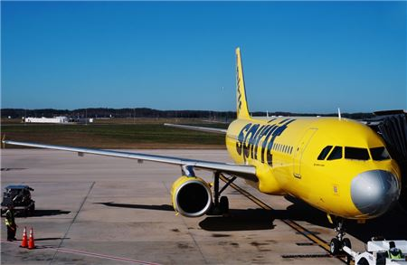 Spirit Airlines Is Bringing WiFi On Board