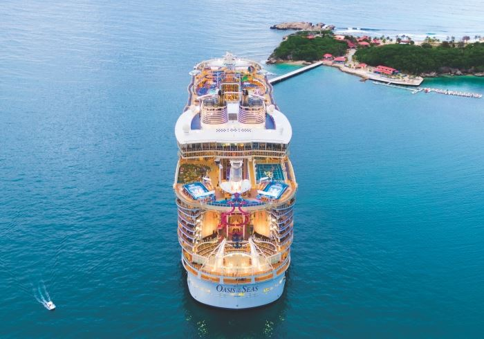 Royal Caribbean's Oasis of the Seas Set for $165 Million Refurbishment