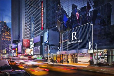 Renaissance New York Times Square Unveils New Guestrooms and Suites