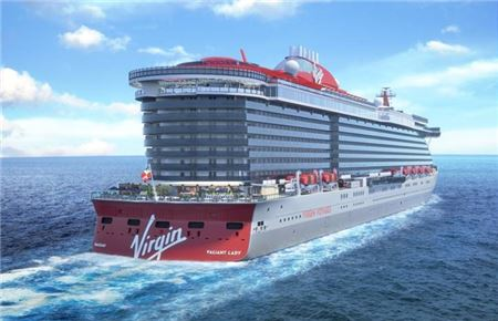 Virgin Voyages' Second Ship Will Be Called Valiant Lady