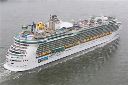 Royal Caribbean Moving Independence of the Seas from UK to Ft. Lauderdale