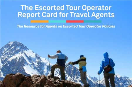 Tour Operator Report Card from TMR Delivers Easy, Go-To Resource for Policy Information
