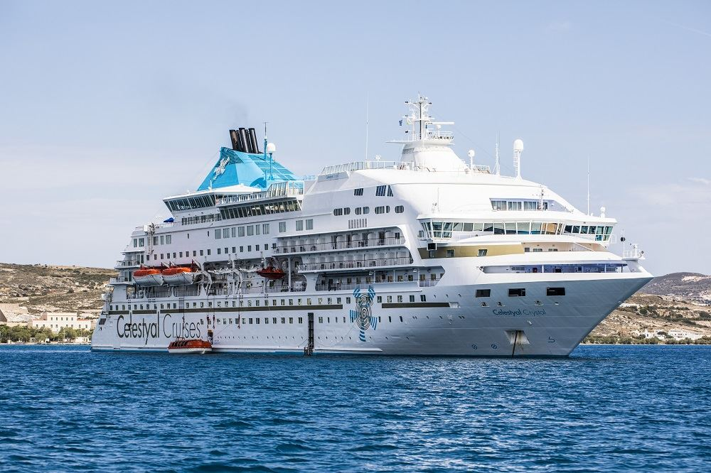 Selling Celestyal Cruises: A Sit-Down with Gordon Dirker