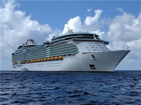 Royal Caribbean Cancels Liberty Of the Seas Sailing Due To Hurricane Harvey