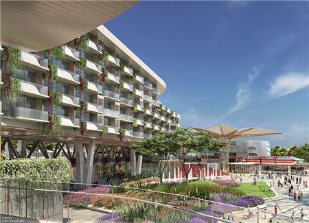 Disneyland Unveils Details on First New Hotel in Nearly Two Decades