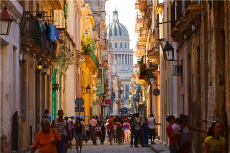 U.S. State Department Issues Reduced Cuba Travel Warning