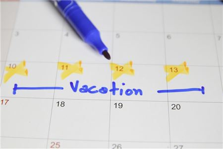 Study Shows Americans are Leaving Vacation Time on the Table