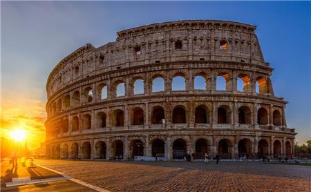 Rome Named Best Winter Vacation Spot